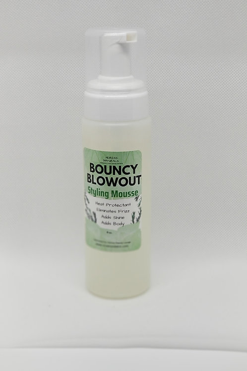 Bouncy Blowout Styling Mousse
