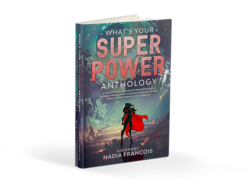 What's Your Super Power Anthology