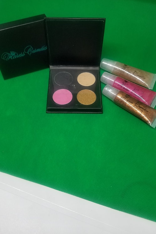 Au Naturel Palette & Gloss Set