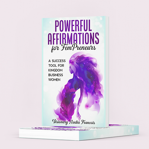 Powerful Affirmations for FemPreneurs Paperback