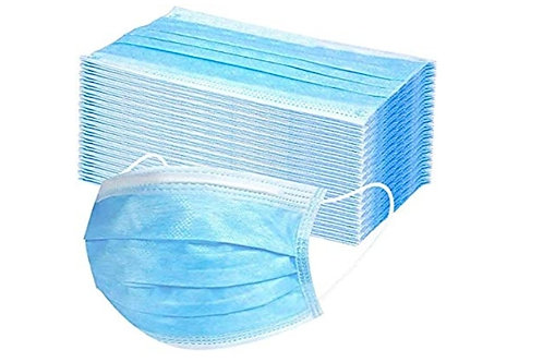 Disposable Surgical Face Masks (4)