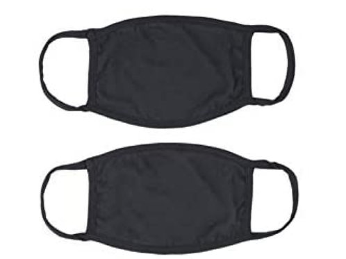 Washable Fabric Adult Mask w/ filter