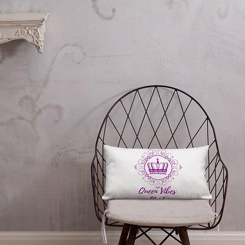 Queen Vibes Pillow
