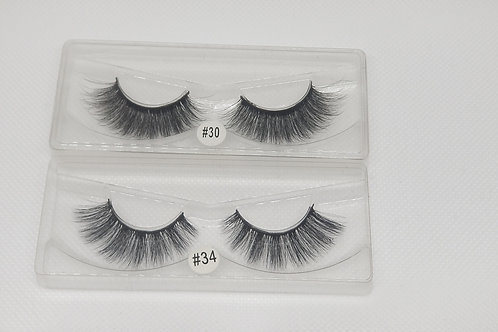 Lash Me Out Collection