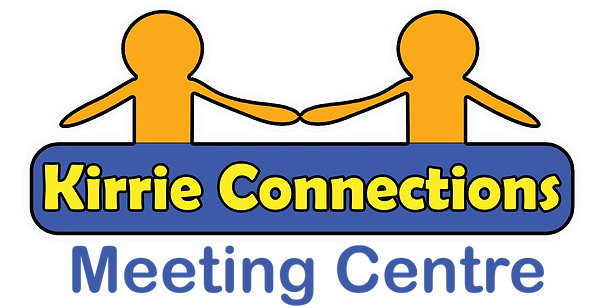 Kirrie Connections New Logo MEETING CENT