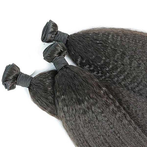 Kinky Straight Combos With Closures