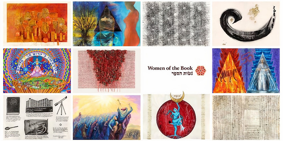 WOMEN OF THE BOOK: JEWISH WOMEN RE-VISITING THE PARSHOT