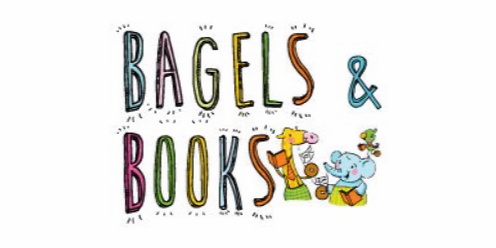 BAGELS AND BOOKS