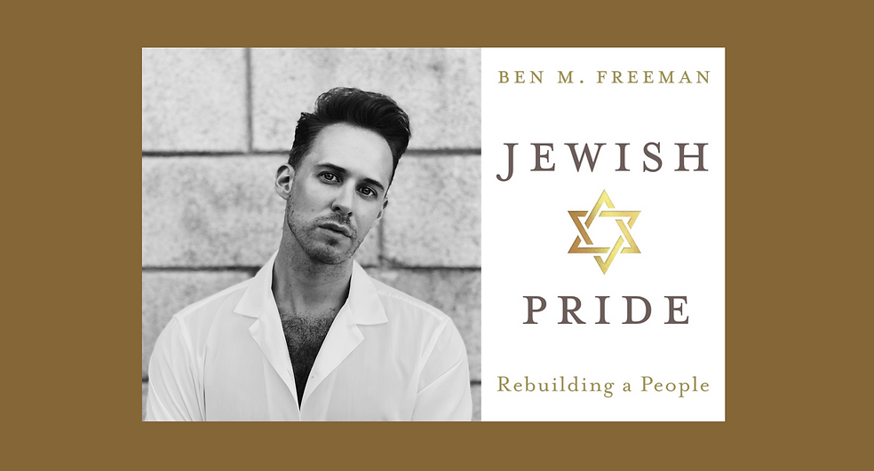 BEnFreeman JewishPRide.png