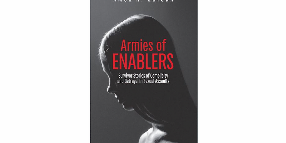 Author Event: Armies of Enablers (Recording Available Now In Description)