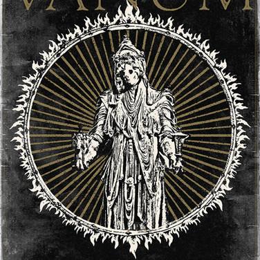 Artwork* and design, 2017.   *Ring of fire courtesy Vanum's album artwork.