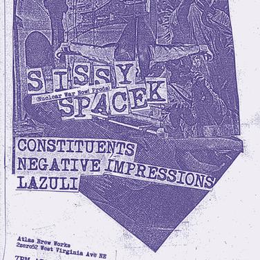 Sissy Spacek flyer