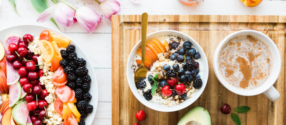 Healthy Food for Healthy Mind