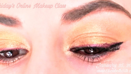 Friday Makeup Class TIPS- For Brown & Hooded Almond Eyes