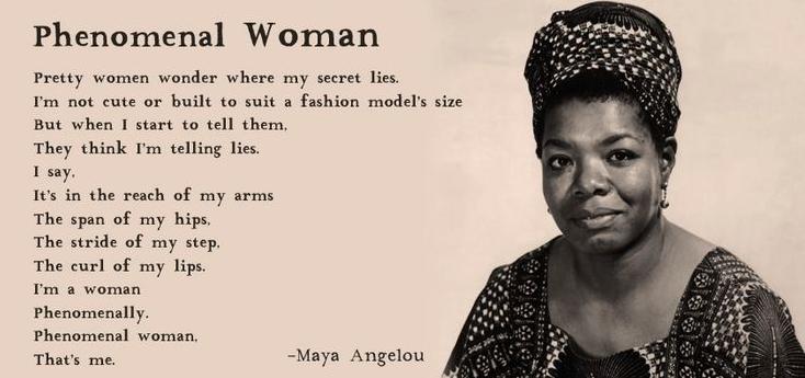 Vivian Elizabeth Marquez | Maya Angelou | ElizabethSite | Sugar Baby | Beauty Health Blog | Vegan Ch