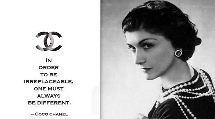 Vivian Elizabeth Marquez | Coco Chanel | ElizabethSite | Sugar Baby | Beauty Health Blog | Vegan Chr