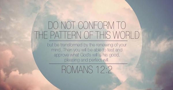 Romans 12:2 | Vivian Elizabeth Marquez | ElizabethSite | Health Beauty Wellness
