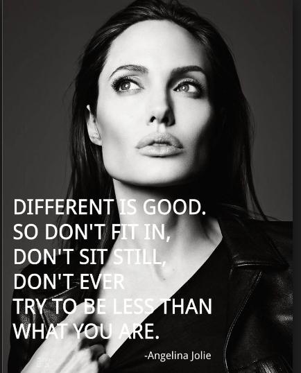 Vivian Elizabeth Marquez | Angelina Jolie | ElizabethSite | Sugar Baby | Beauty Health Blog | Vegan