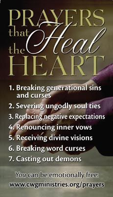 Prayers that Heal The Heart | Elizabeth Site | Vivian Elizabeth Marquez
