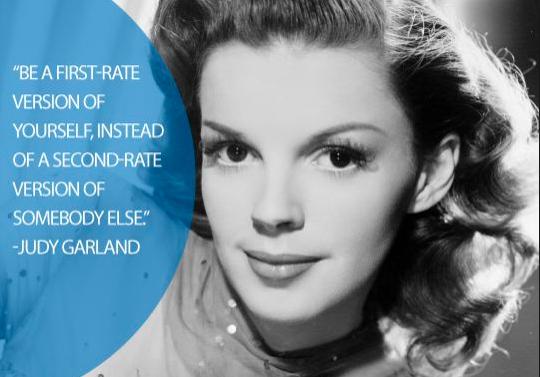 Vivian Elizabeth Marquez | Judy Garland | ElizabethSite | Sugar Baby | Beauty Health Blog | Vegan Ch