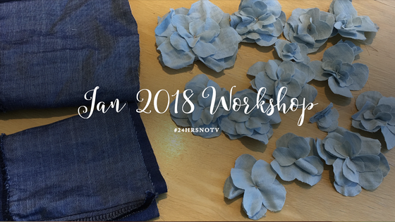 "Workshop Jan 27, 2018 Recap: ""I want more ME time!"""