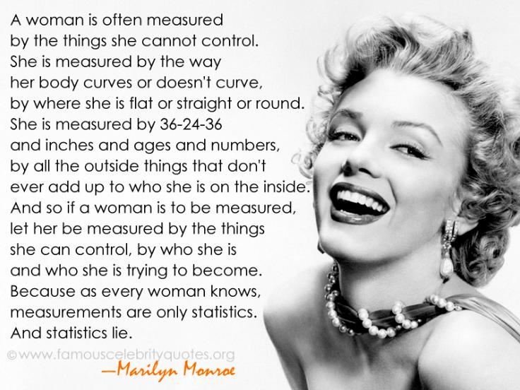 Vivian Elizabeth Marquez | Marilyn Monroe | ElizabethSite | Sugar Baby | Beauty Health Blog | Vegan
