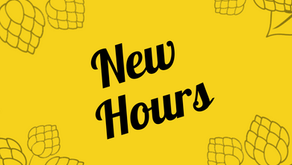 New Hours for Summer!