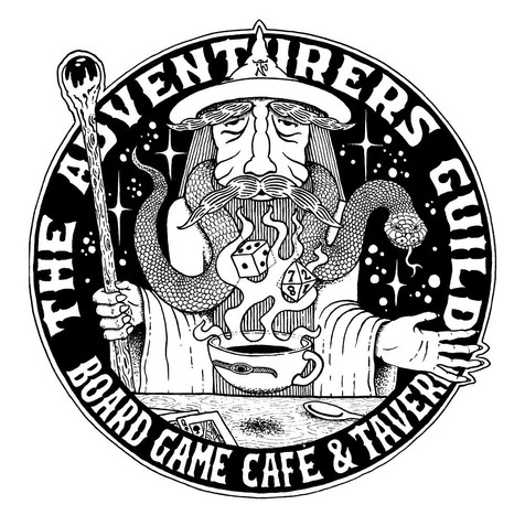 Adventurer's Guild Board Game Cafe & Tavern