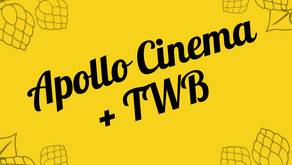 TWB Teams Up with Apollo Cinema!