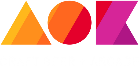 AOK Craft Beer + Arcade