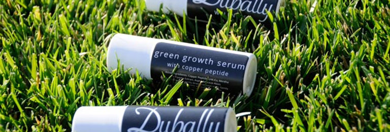 Green Growth Serum with Copper Peptide
