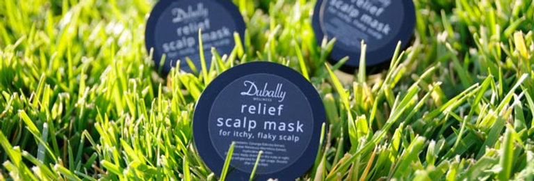 Relief Scalp Mask for Itchy, Flaky Scalp