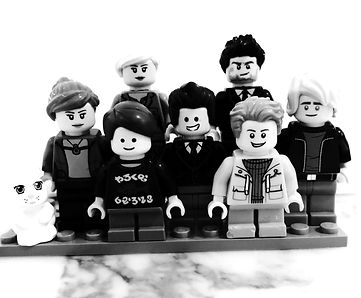 ons NSG in Lego