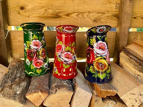 Canal Art Jugs - 3 colours