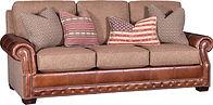 5586LF Sofa Herringbone Red Brown.jpg