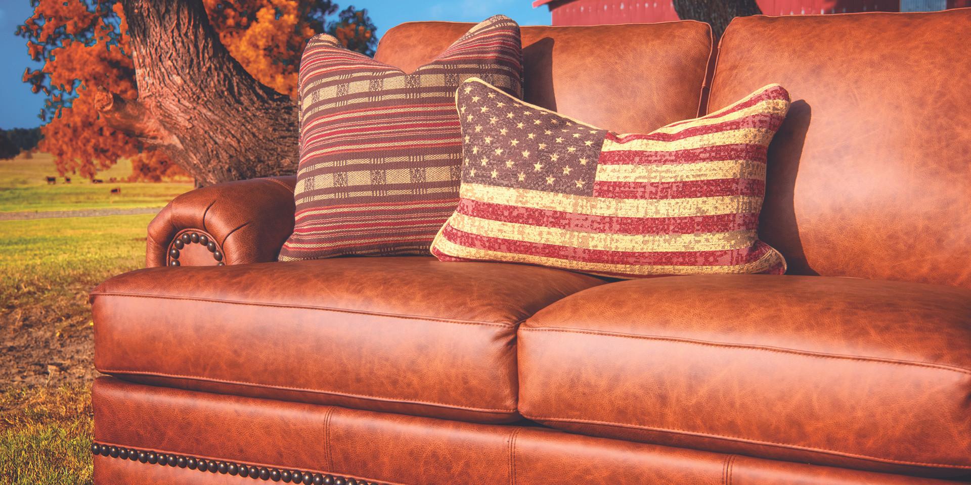 1186L Sofa