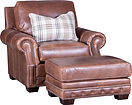 5586L Chair and Otto Bermuda Holm Sweet