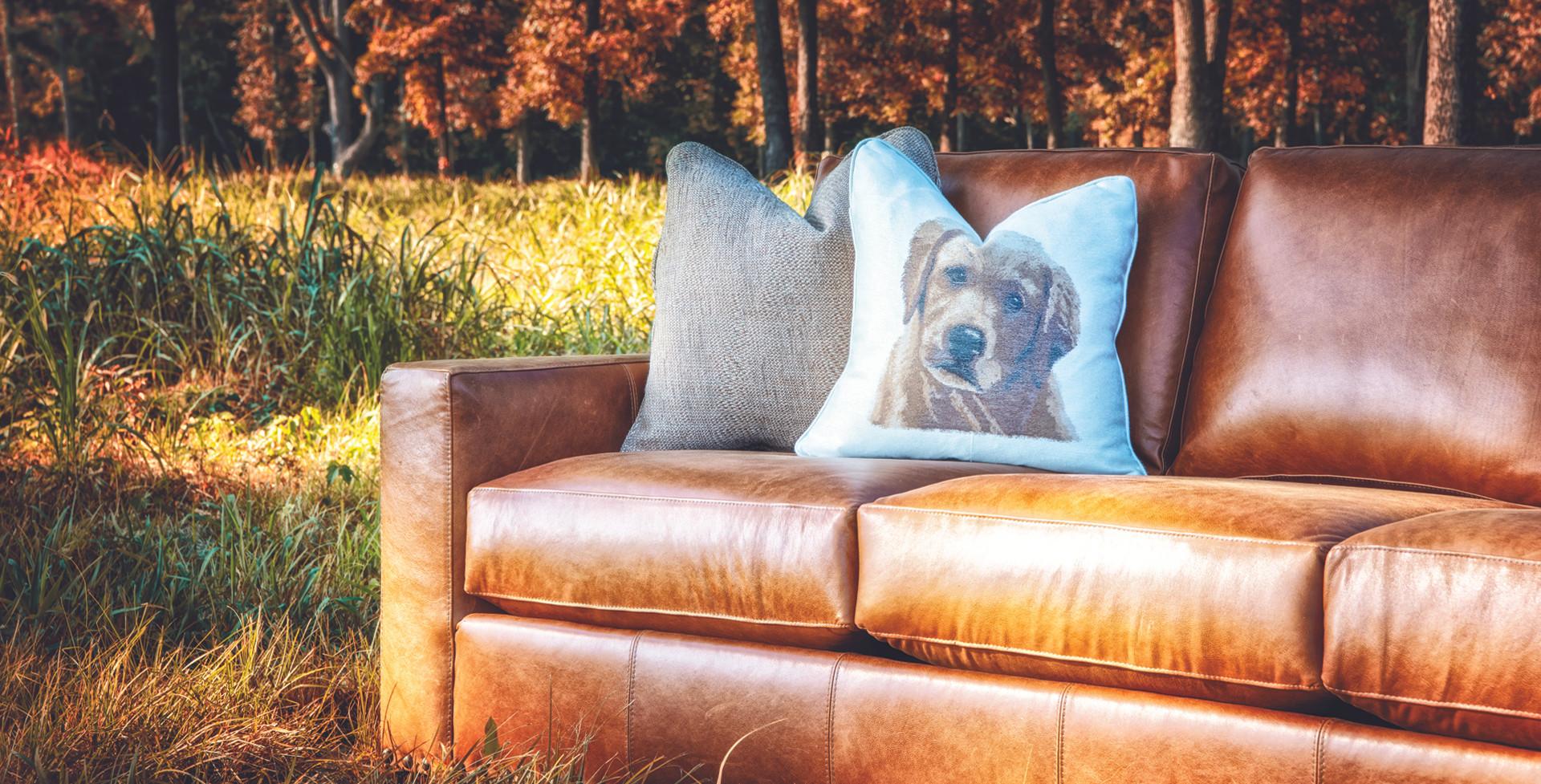 8886L Sofa