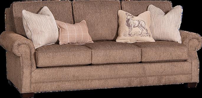 5586F Sofa Chenille Bronze.png