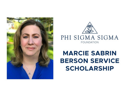 Phi Sigma Sigma Foundation Announces New Scholarship