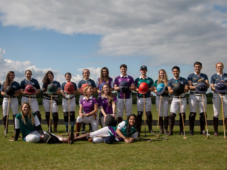 OUPC vs Royal Holloway Polo Club