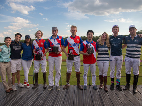 OUPC vs University of London Polo Club