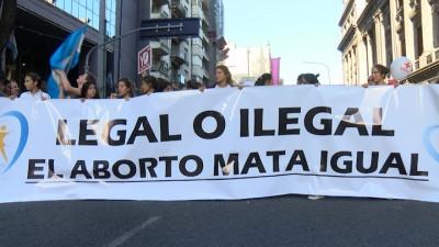 El aborto legal también mata