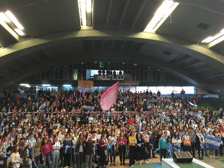 El movimiento provida convoca marchas en las provincias y el día de votación