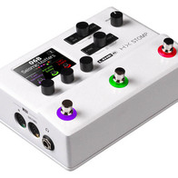 The HX Stomp in custom Pearl-White (dubbed the Stomp Trooper) proved a smashing success with our channel partner and overall sales.
