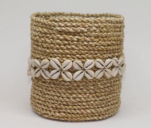 Farmhouse Shell Basket
