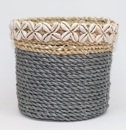 Dark Grey Basket