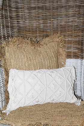 Tobago Straw Gaab Cushion
