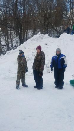 Winter Fun Day 15