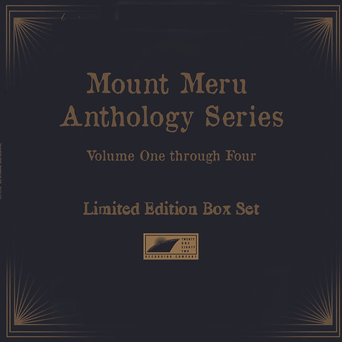 Mount Meru Anthology Vol. 1-4 Box Set